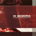 "In Memoria ""Unexpected Emotional Sequence"" CD Album - 2002"