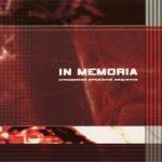 """In Memoria """"Unexpected Emotional Sequence"""" CD Album - 2002"""