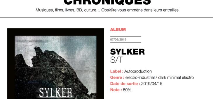 Sylker reviewed in Obsküre