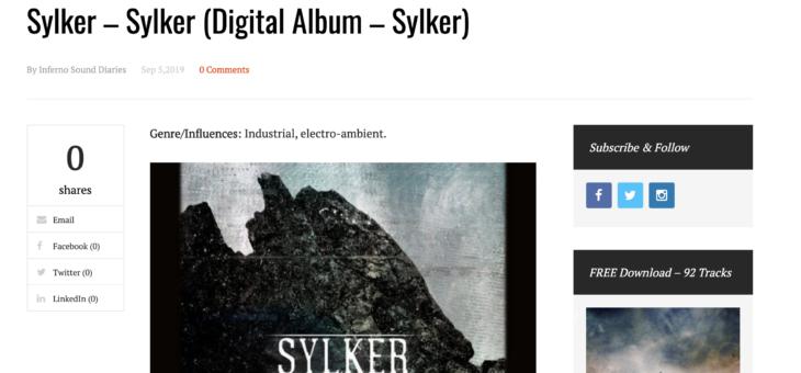 Sylker Reviewed in Side-Line